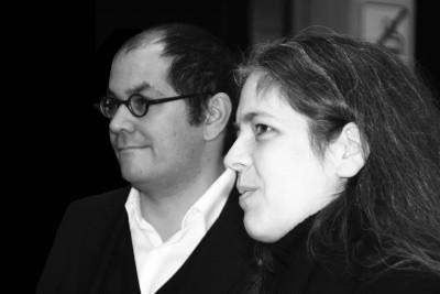 Ramsi Kusus und Karin Kusus