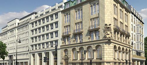 Stadtpalais Behrenstraße
