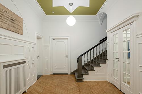Innenansicht Foyer