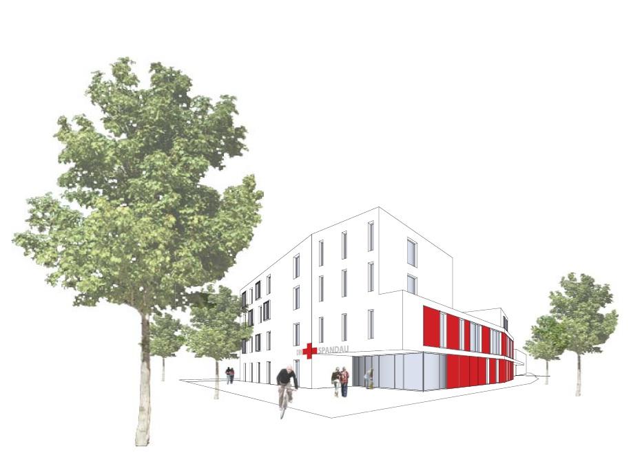Kusus + Kusus Architekten BDA, DRK Spandau