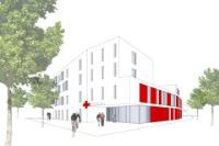 Haus des Deutschen Roten Kreuzes Spandau - Kusus + Kusus Architekten, Berlin