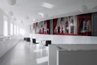 Opernlounge Komische Oper Berlin - Kusus + Kusus Architekten, Berlin