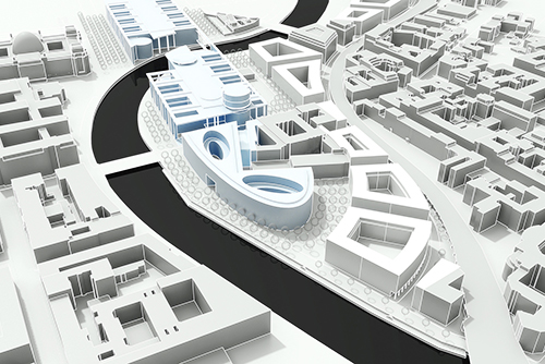 Kusus + Kusus Architekten BDA, Luisenblock Ost