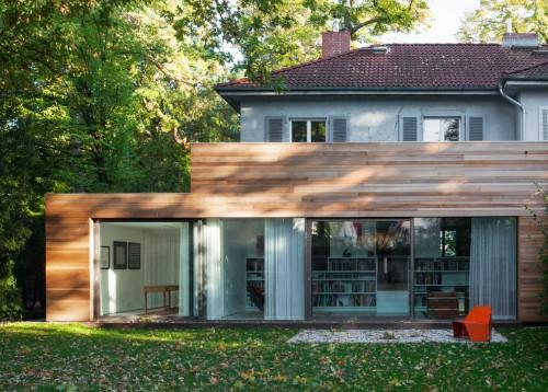 Kusus + Kusus Architekten BDA, Wohnhaus Grunewald
